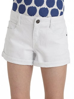 DKNY - Girl's Hipster Denim Shorts