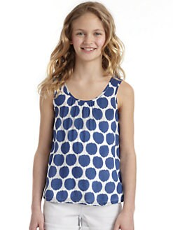 DKNY - Girl's Spot Top