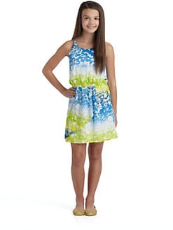 DKNY - Girl's Island Lace Dress