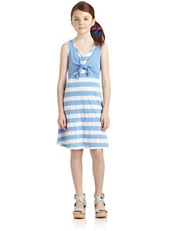 Splendid - Girl's Striped Rugby Dress