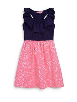 Lilly Pulitzer Kids - Girl's Little Lorrane Dress