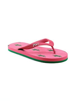 Ralph Lauren - Girl's Amino Flip Flops