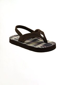 Ralph Lauren - Infant's & Toddler Boy's Terrence Sandals