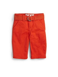 DKNY - Boy's Salvage Chino Shorts
