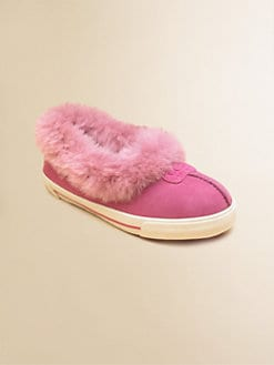 UGG Australia - Kid's Sheepskin Slippers