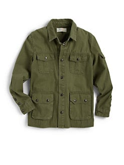 Eleven Paris - Boy's Carl Jacket