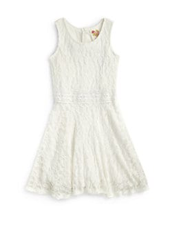 Kiddo - Girl's Lace Dress