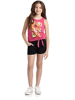 DKNY - Girl's Summer Love Tank Top