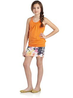 DKNY - Girl's Racerback Tank Top