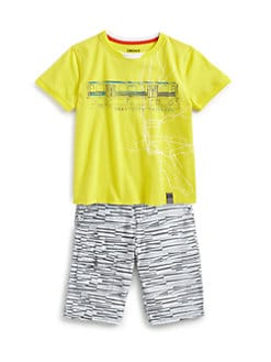 DKNY - Boy's Bay Parkway Tee