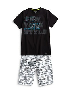 DKNY - Boy's City Tee