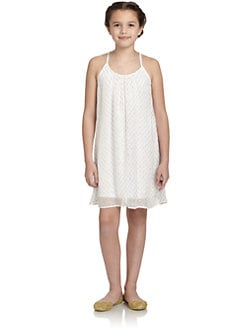 Little Ella - Girl's T-Strap Tess Dress