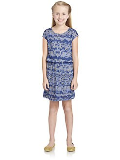 Little Ella - Girl's Sand Dune Dress