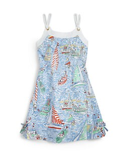 Lilly Pulitzer Kids - Girl's Delia Dress