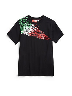 PUMA Ferrari - Boy's 1100 Graphic Tee