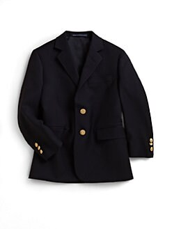 Joseph Abboud - Toddler's & Little Boy's Wool Blazer