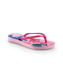 Havaianas - Girl's Disney Slim Princess Flip-Flops