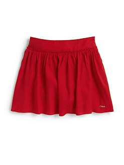Chloe - Girl's Crepe Skirt
