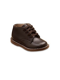 Footmates - Infant's First Walker Leather Booties