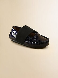 Venettini - Infant's, Toddler's & Kid's Patent Leather Moccasin