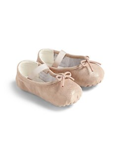 Bloch - Infant's Sirenetta Leather Ballerina Flats