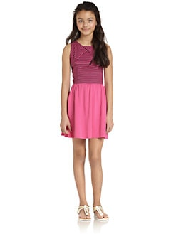 Splendid - Girl's Striped Tank Dress
