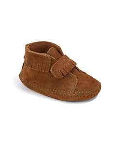 Minnetonka - Infant Grip-Tape Bootie