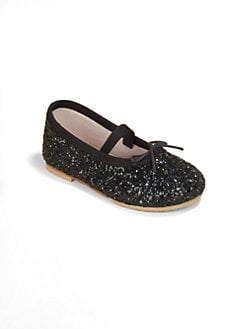 Bloch - Toddler's & Little Girl's Glitz Ballet Flats