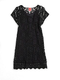 Ella Girl - Girl's Crochet Dress