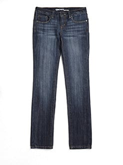 DKNY - Girl's CBGB Skinny Jeans