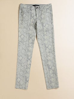 Joe's - Girl's Snake Print Jeggings