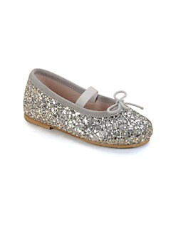Bloch - Infant's, Todder's & Little Girl's Glitz Ballet Flats