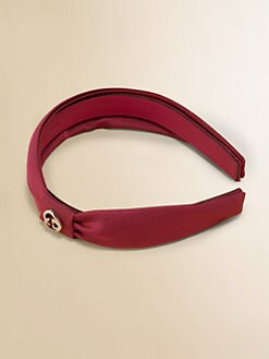 Gucci - Toddler's & Little Girl's Ribbon Headband