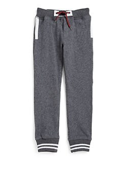Little Marc Jacobs - Boy's Fleece Jogging Pants