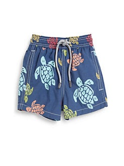 Vilebrequin - Boy's Turtle Swim Trunks
