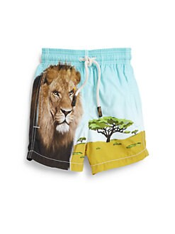 Vilebrequin - Boy's Lion Swim Trunks