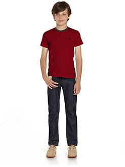 Armani Junior - Boy's Cotton Tee