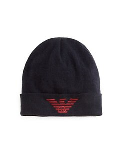 Armani Junior - Boy's Knit Hat