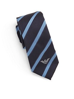 Armani Junior - Boy's Striped Tie