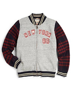 Scotch Shrunk - Boy's New York Varsity Jacket