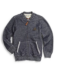 Scotch Shrunk - Boy's Knit Jacket