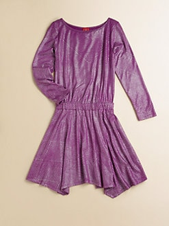 Ella Girl - Girl's Shiny Gilda Dress
