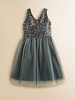 Un Deux Trois - Girl's Party Dress