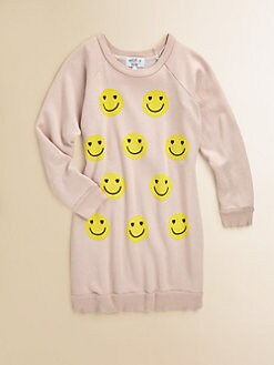 Wildfox Kids - Girl's All Smiles Fleece Sweater