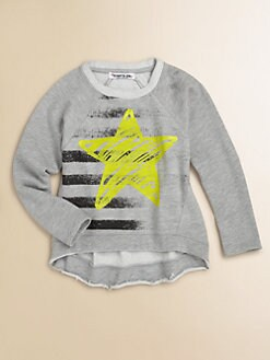 Flowers by Zoe - Girl's Star Sweatshirt