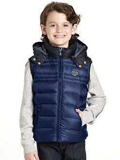 Armani Junior - Boy's Puffer Vest
