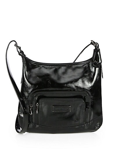 Legende Verni Patent Leather Crossbody Bag