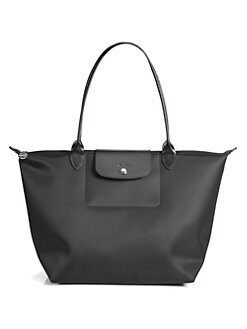 Longchamp - Planetes Shoulder Tote Bag