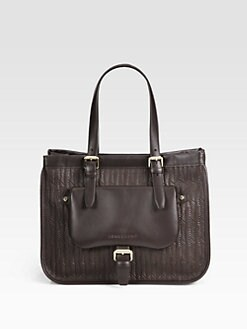 Longchamp - Balzane Shoulder Tote