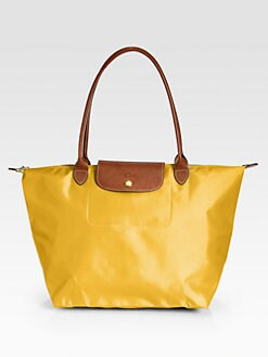 Longchamp - Le Plaige Nylon Shoulder Bag
